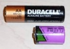 The Most Expensive AA Battery Ever Manufactured