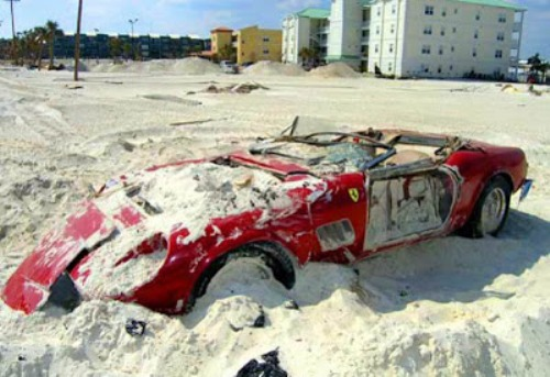 Top 5 Most Expensive Abandoned Cars Ever Neglected In The