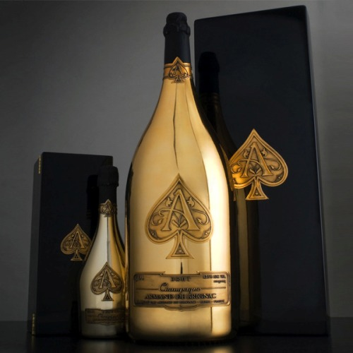 Ace of Spades Bottle