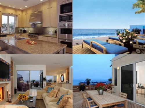 Jim Carrey's Malibu Beachfront Home