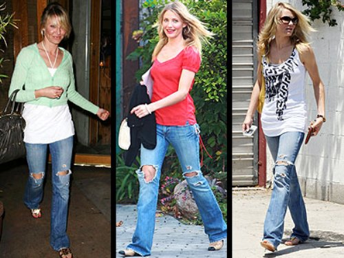 Most Expensive Abercrombie Jeans Celebs
