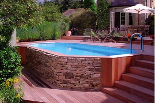 Top 5 most expensive above ground pool ever sold in the for Most popular above ground pools