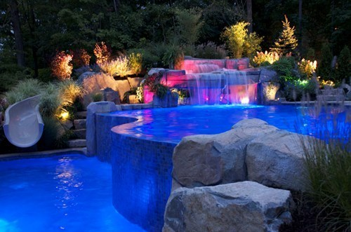 Most Expensive Above Ground Pool With Lights