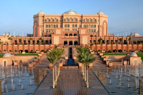 Most Expensive Abu Dhabi Hotels