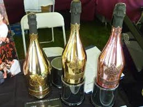 Most Expensive Ace of Spades Bottle Colors