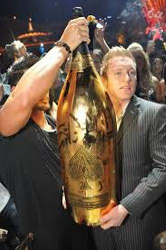 Most Expensive Ace of Spades Bottle Pic