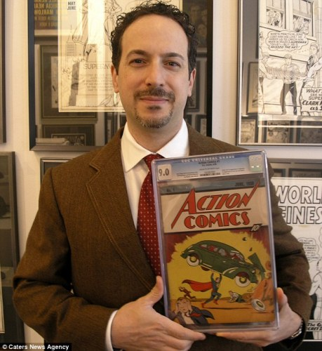 Most Expensive Action Comics Ever