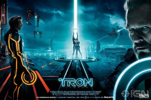 the most expensive action movie Tron