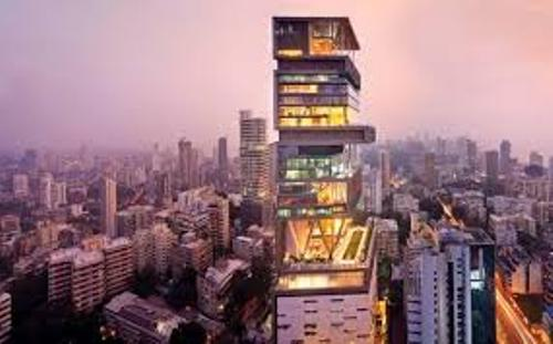 Antilia of Ambani