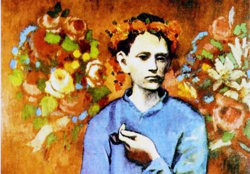 Garcon a la pipe – Pablo Picasso