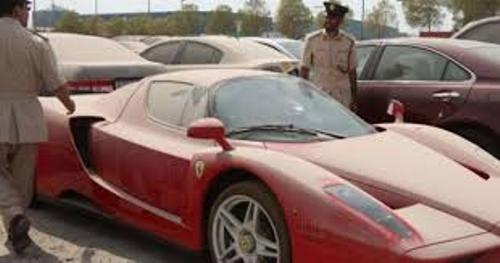 Most Expensive Abandoned Cars