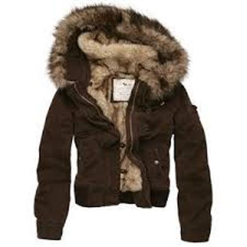 Most Expensive Abercrombie Jacket in Brown