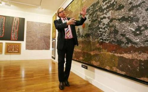 Most Expensive Aboriginal Art Painting