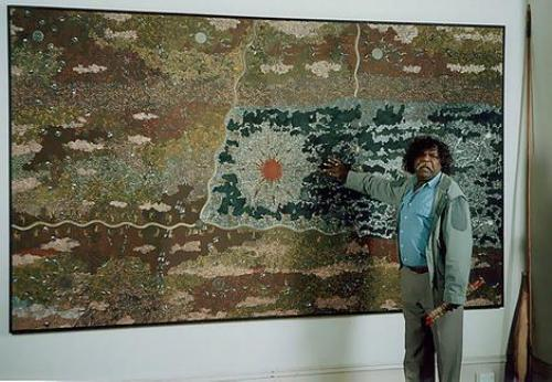 Most-Expensive Aboriginal Art Pic
