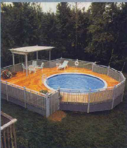 Top 5 most expensive above ground pool ever sold in the for Least expensive house to build