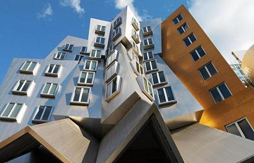 Most Expensive Academic Buildings Stata Center