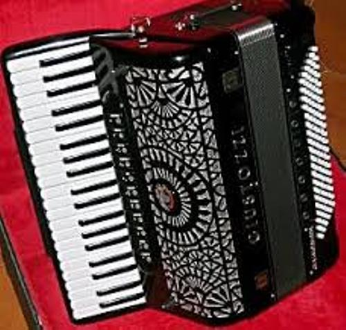 Most Expensive Accordion