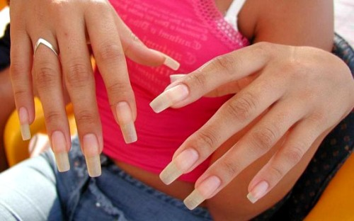 Most Expensive Acrylic Nails Simple