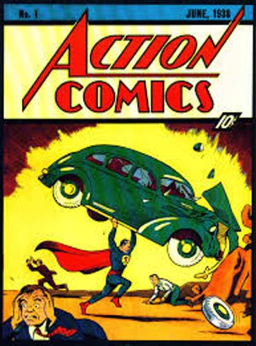 Most Expensive Action Comics Cover