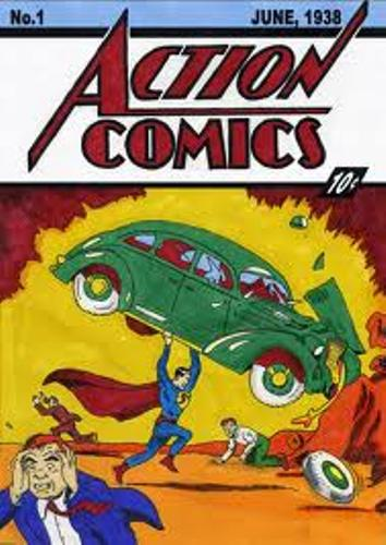 Most Expensive Action Comics Superman No1