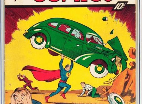 Most Expensive Action Comics