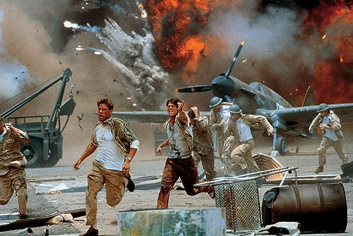 Most Expensive Action Scene Pearl Harbor